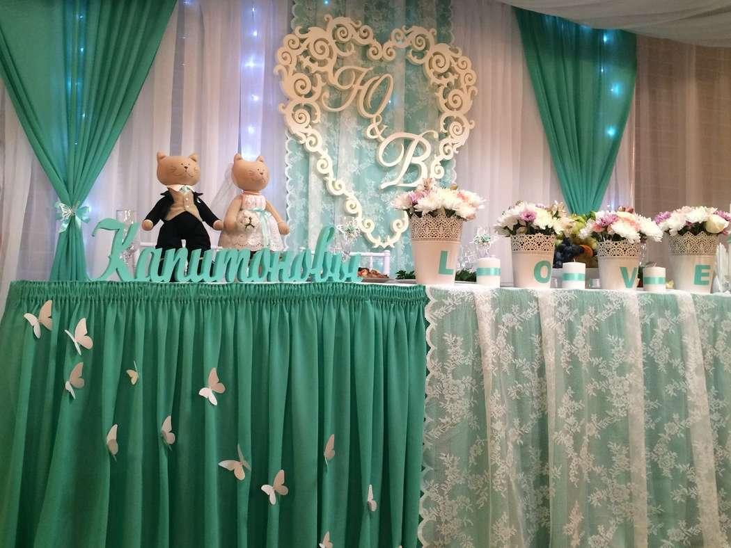 Фото 13329442 в коллекции Мятная свадьба - Студия декора и флористики  - Malina group