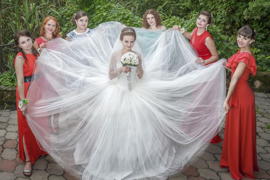 Фотосъёмка свадьбы в Краснодарском крае