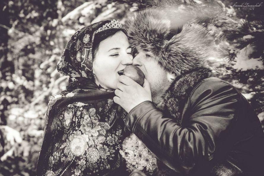 "17.01.2015 Женя&Маша - фото 6606748 Фото-видео студия ""Штрих"""