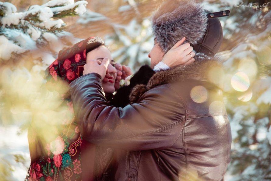 "17.01.2015 Женя&Маша - фото 6606822 Фото-видео студия ""Штрих"""