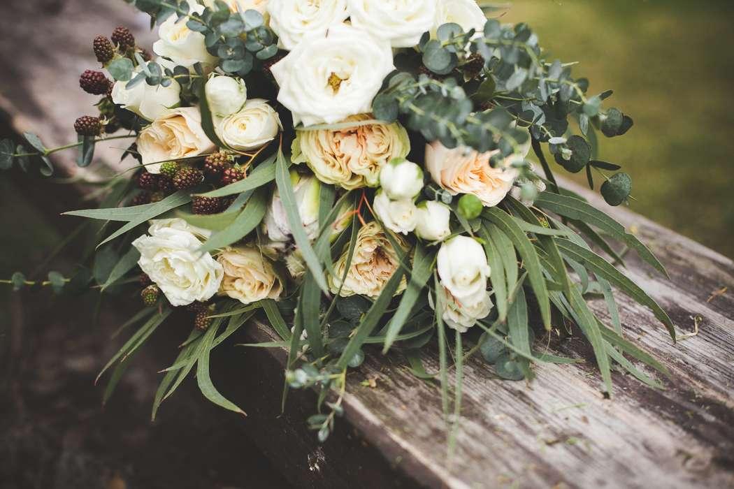 Фото 6616204 в коллекции Букет невесты - Флорист Маргарита Купрова