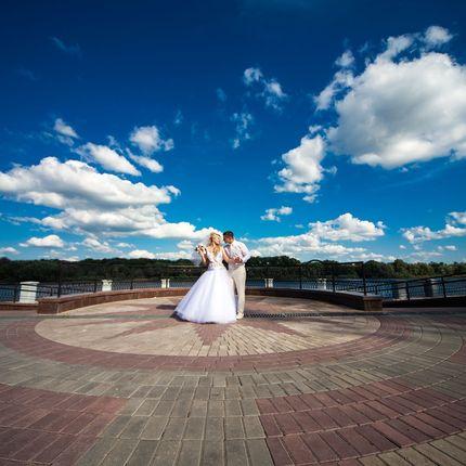 Аэросъёмка свадьбы и праздника