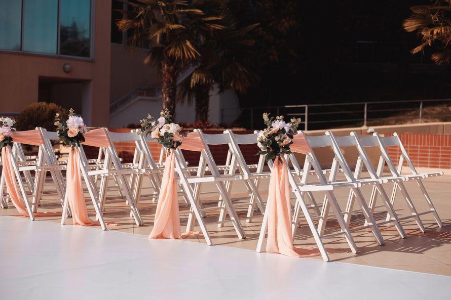 Фото 16938314 в коллекции Свадьба в стиле Италия - Студия декора Wedsy