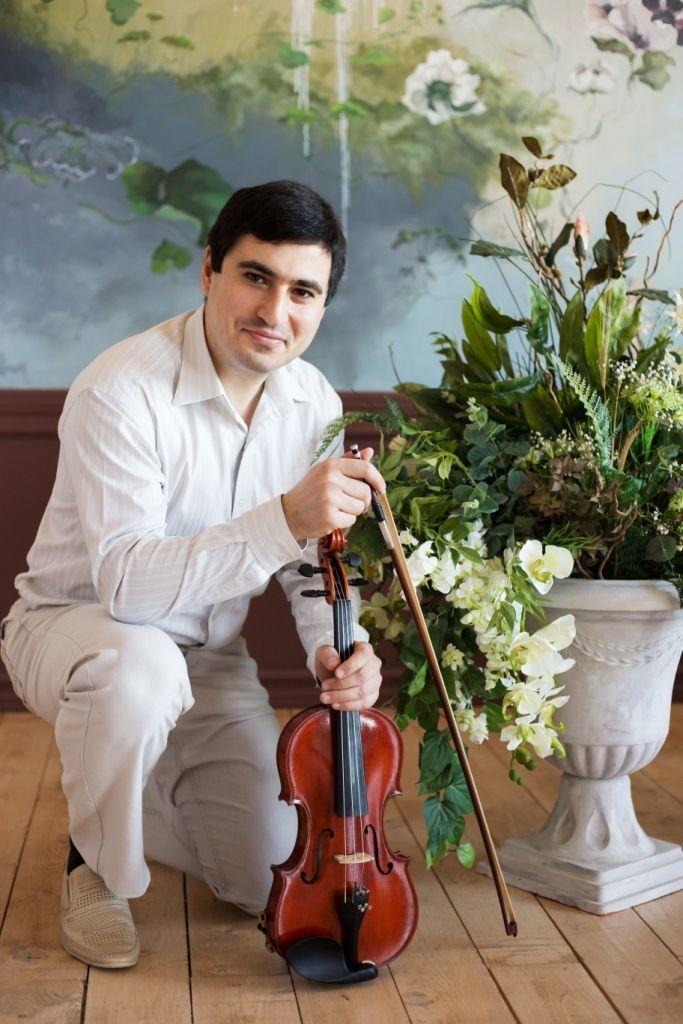 Скрипач на свадьбу Краснодар - фото 17267968 Скрипач Иван Овсепян