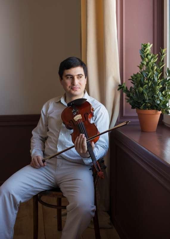Скрипач на свадьбу Краснодар - фото 17267974 Скрипач Иван Овсепян