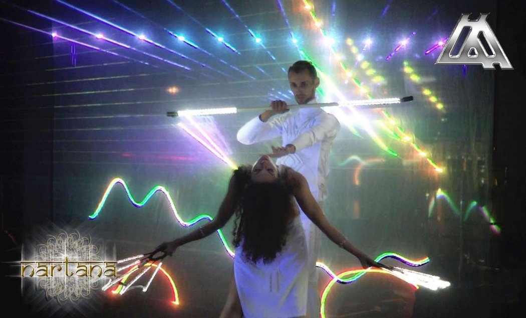 Самое танцевальное среди лазерных, самое лазерное среди танцевальных! Лазерный маппинг танцора. - фото 6867810 Организация шоу 1st Laser Advertising Agency