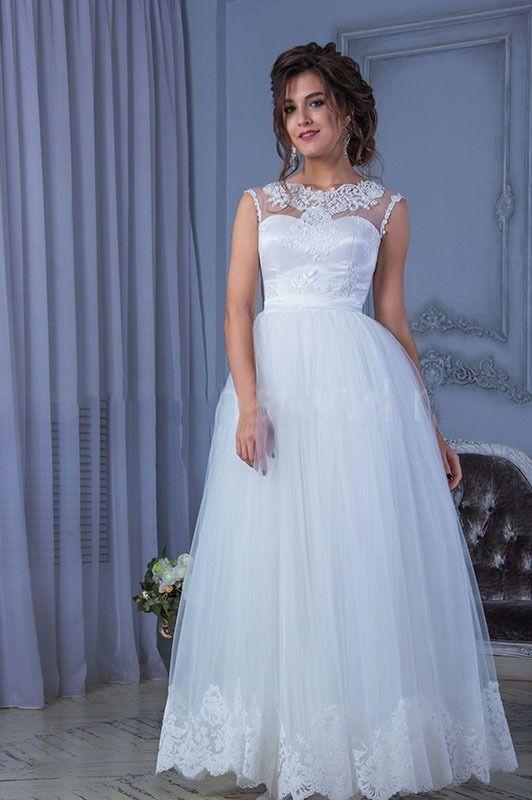 Платье пудра + крем