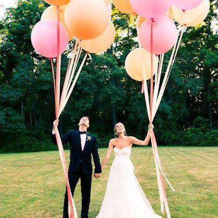 Метровые воздушные шары