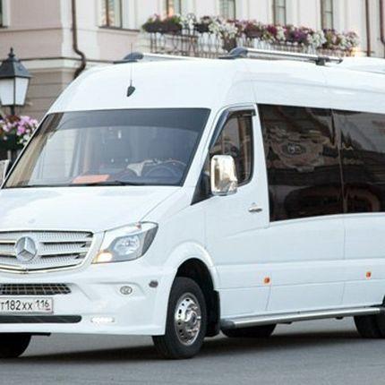 Автобус и микроавтобус в аренду