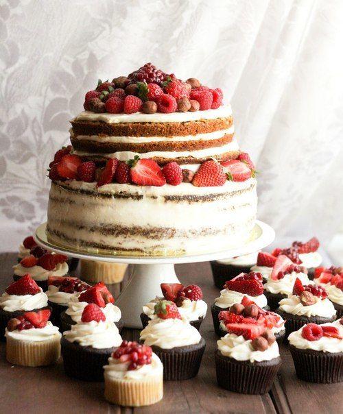 """Торт """"Морковный с сырным кремом"""" в стиле рустик - фото 6793996 The wondercake - Эксклюзивные десерты"""