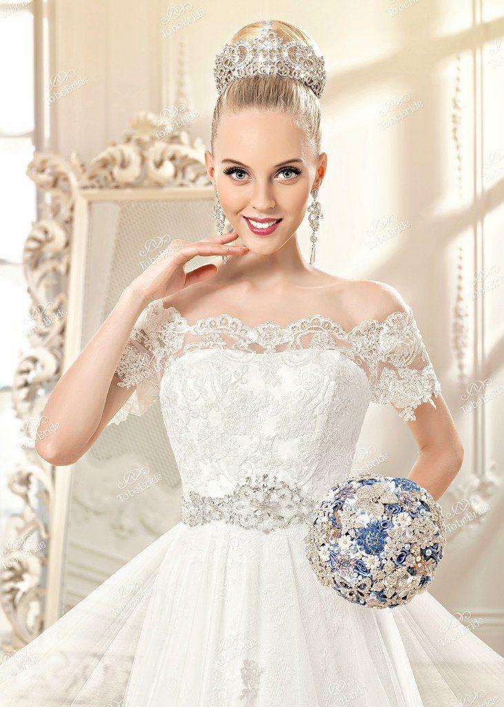 Фото 6799838 в коллекции НОВАЯ КОЛЛЕКЦИЯ 2015 To Be Bride - Свадебный салон Кукла