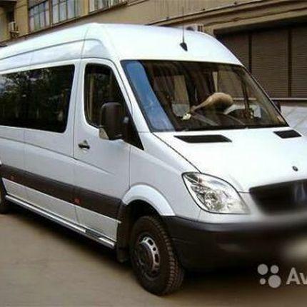 Свадебный Автобус Мерседес для ваших гостей