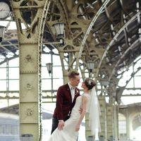 Свадебная фотосессия по-петербуржски