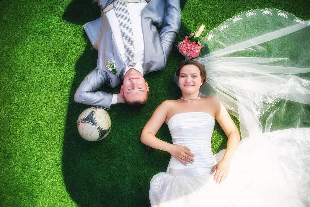 Поздравление на свадьбу футболисту 95