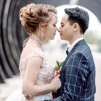свадьба, выездная регистрация, фотограф, розовый, ретро, свадебный фотограф, жених, невеста