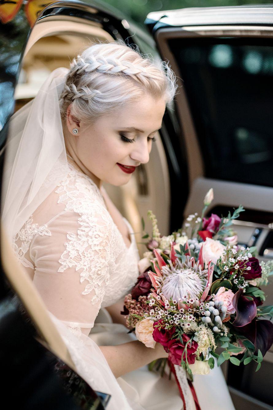 свадьба, свадьба осенью, жених, невеста, бордовый, фотограф - фото 16450932 Маслова Виктория - фотограф