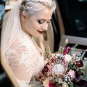 свадьба, свадьба осенью, жених, невеста, бордовый, фотограф
