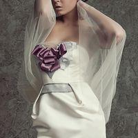 Короткие свадебные платья дизайнерские, модели, фото-дизайнер Диана Павловская