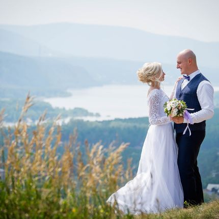 "Фотосъёмка неполного дня - пакет ""Осенняя свадьба"" + фотокнига"