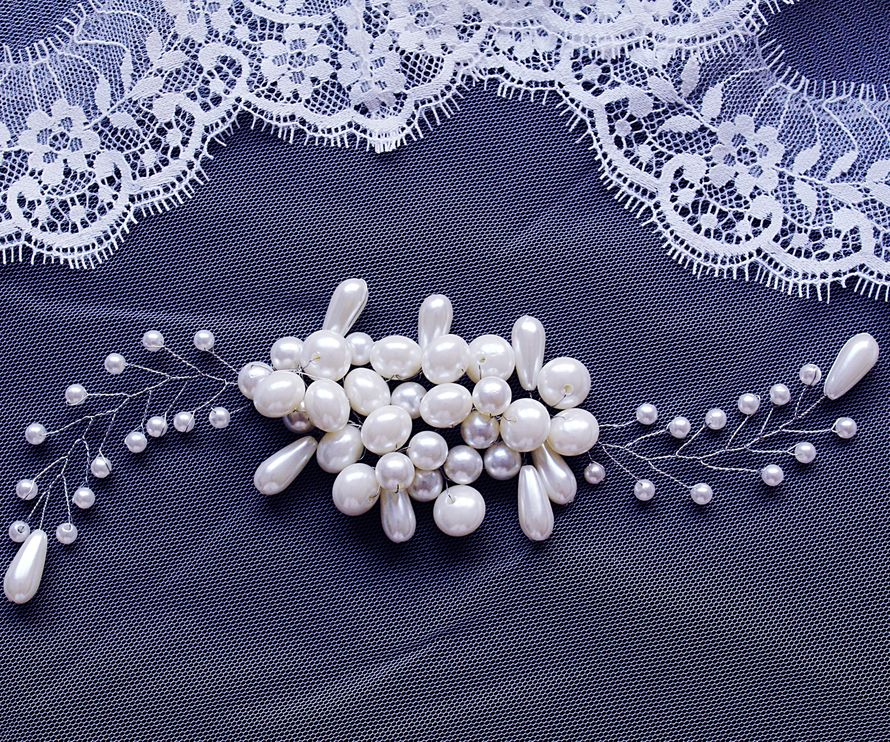 Фото 7012380 в коллекции Свадебные украшения IRIS -  Iris accessories