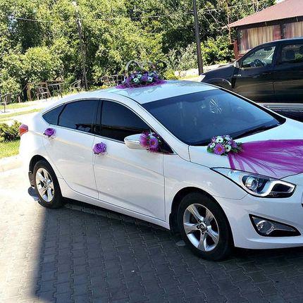 Свадебный кортеж Hyundai I40