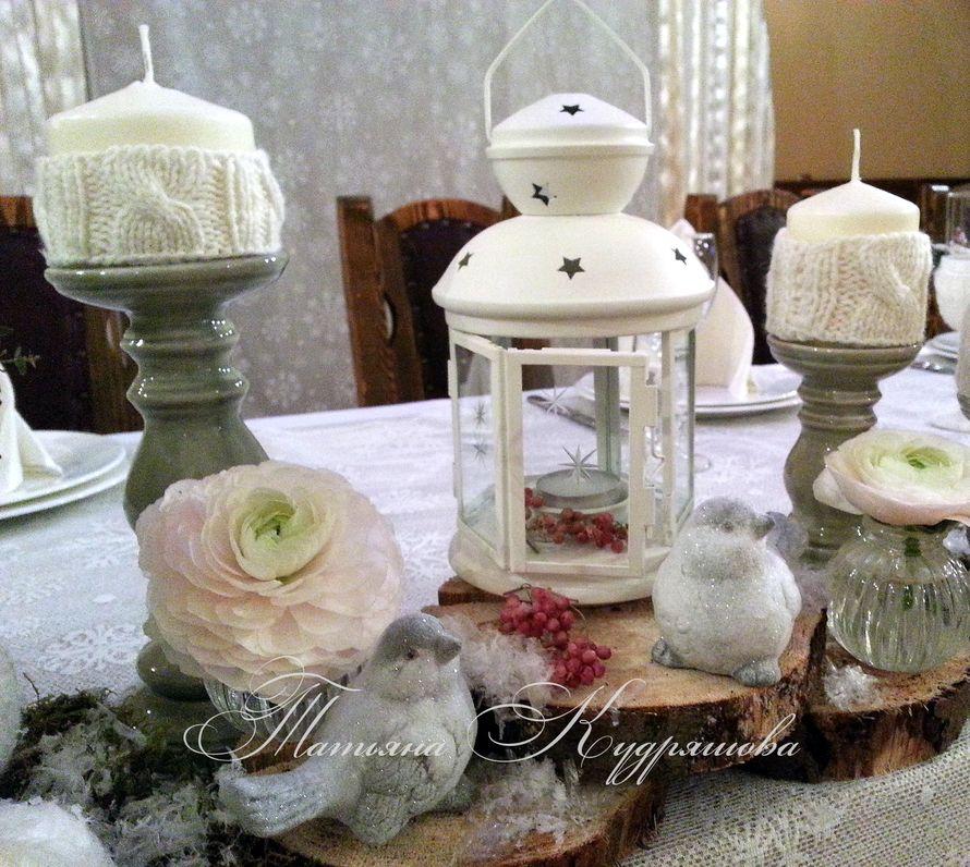 Фото 1844431 в коллекции Вязаная свадьба - Цветочная мастерская Татьяны Кудряшовой