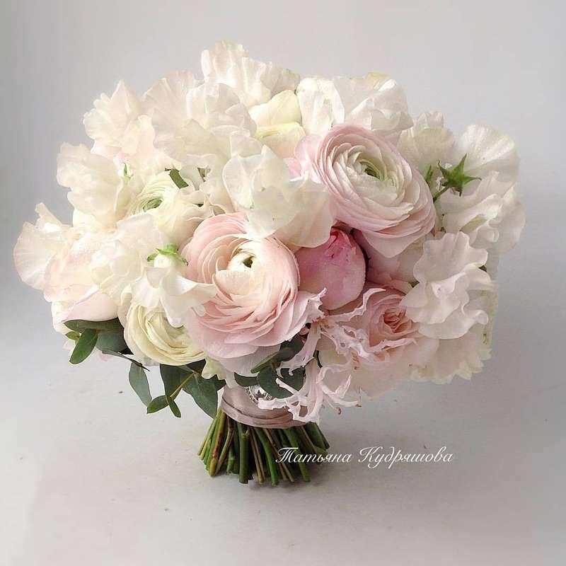 Букет невесты - фото 17627604 Цветочная мастерская Татьяны Кудряшовой