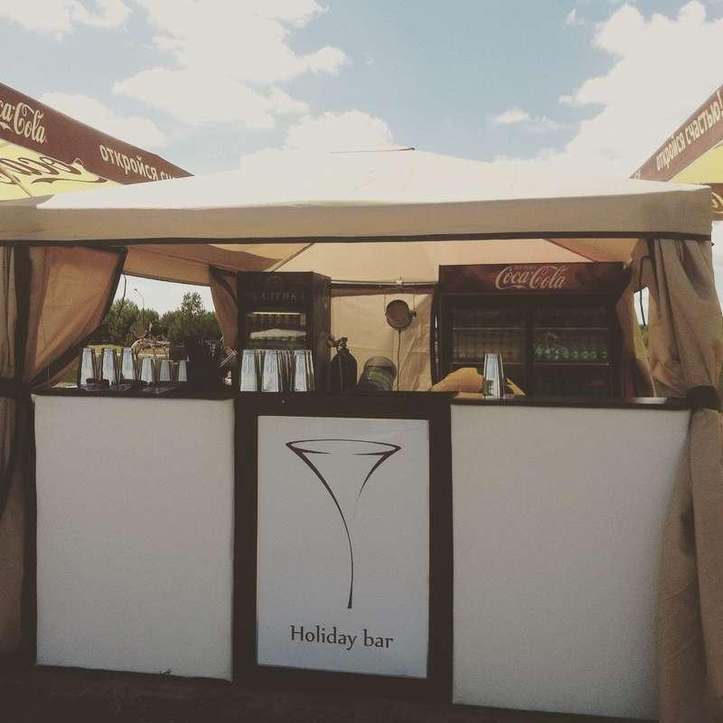 коктейльный бар, выездной бар, бармен, шоу - фото 7122540 Holiday bar - коктейль-бар