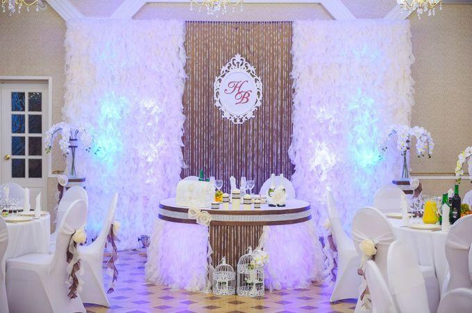 Школа свадебного декор