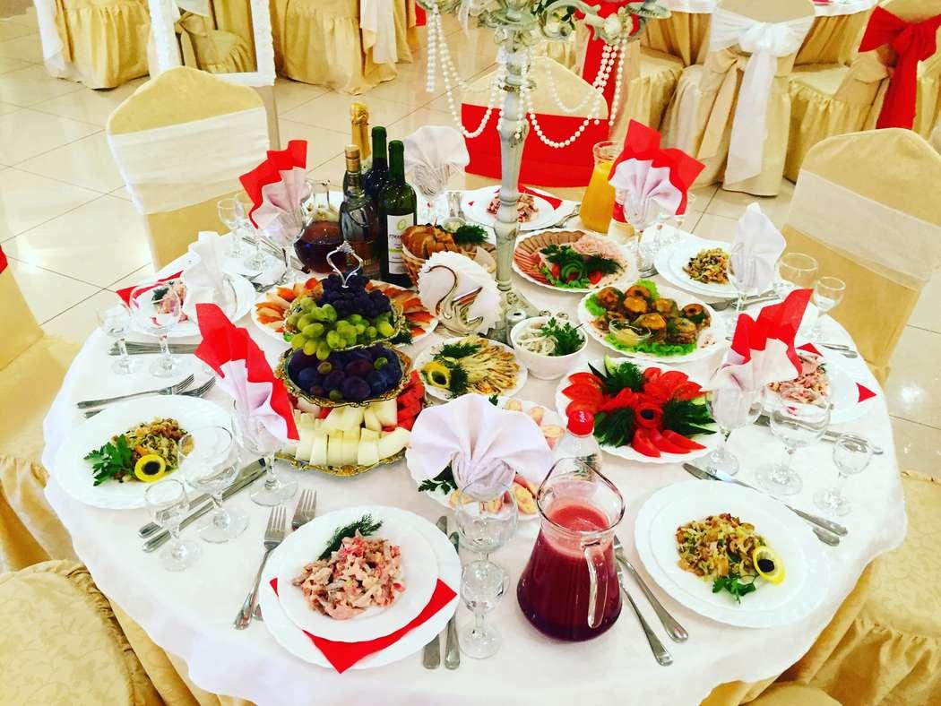 Гостевой стол - фото 13005452 Спа-отель Лагуна