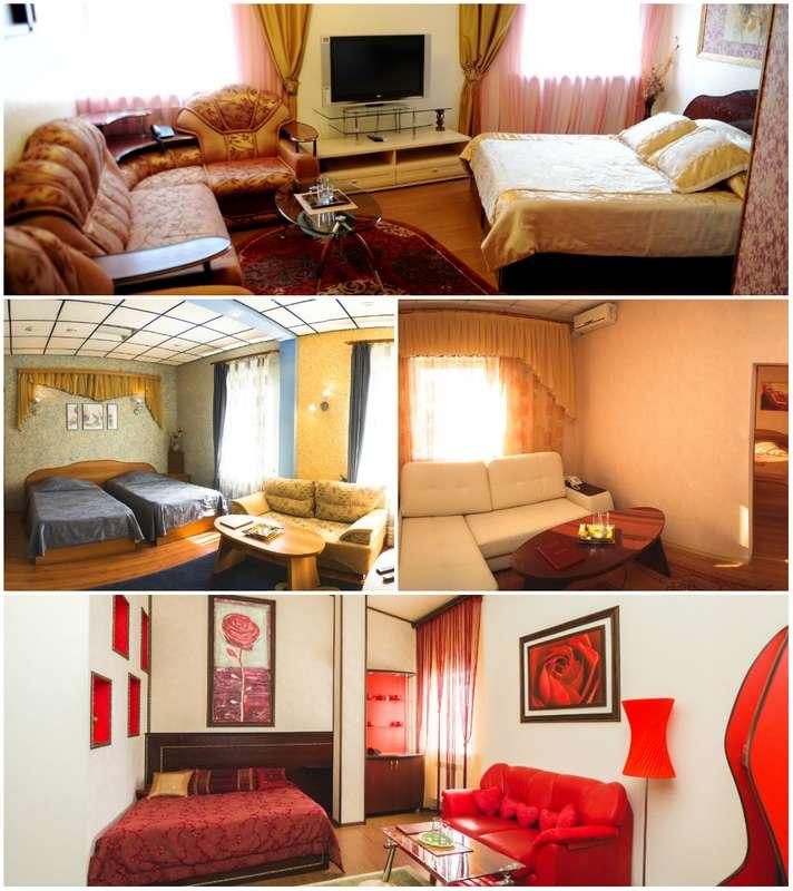 бесплатные номера для молодоженов - фото 13005486 Спа-отель Лагуна