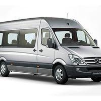 Аренда автобуса Mercedes Sprinter, цена за 1 час