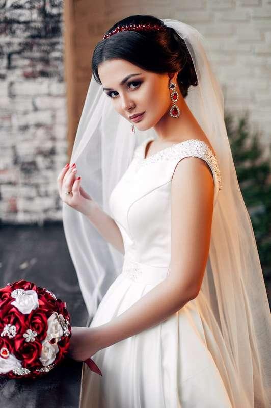 "Модель 908 -  - фото 14857476 ""Mr&Mrs"" - свадебный салон"