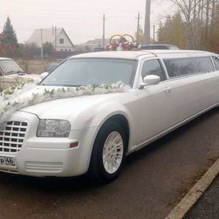 Аренда Limuzin Chrysler 300C