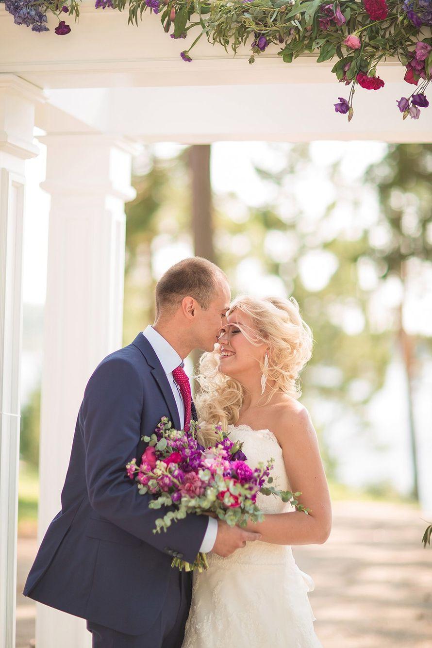Фото 12479390 в коллекции Свадьба Эльвиры и Константина, 6 августа 2016 год. - Свадебное агентство Евгении Хабировой