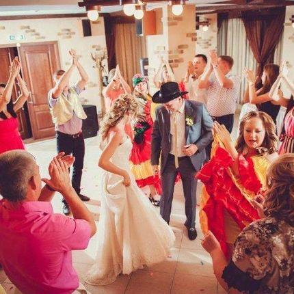 Проведение свадебного торжества, 6 часов