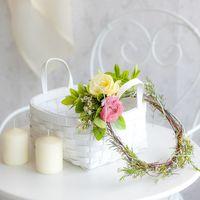 Венок на голову невесте