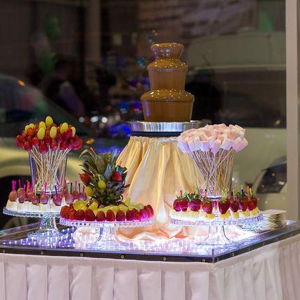 Средний Шоколадный фонтан 60 см