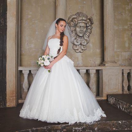Сопровождение невесты в день свадьбы 1 час