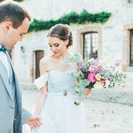 Свадебная церемония в Провансе