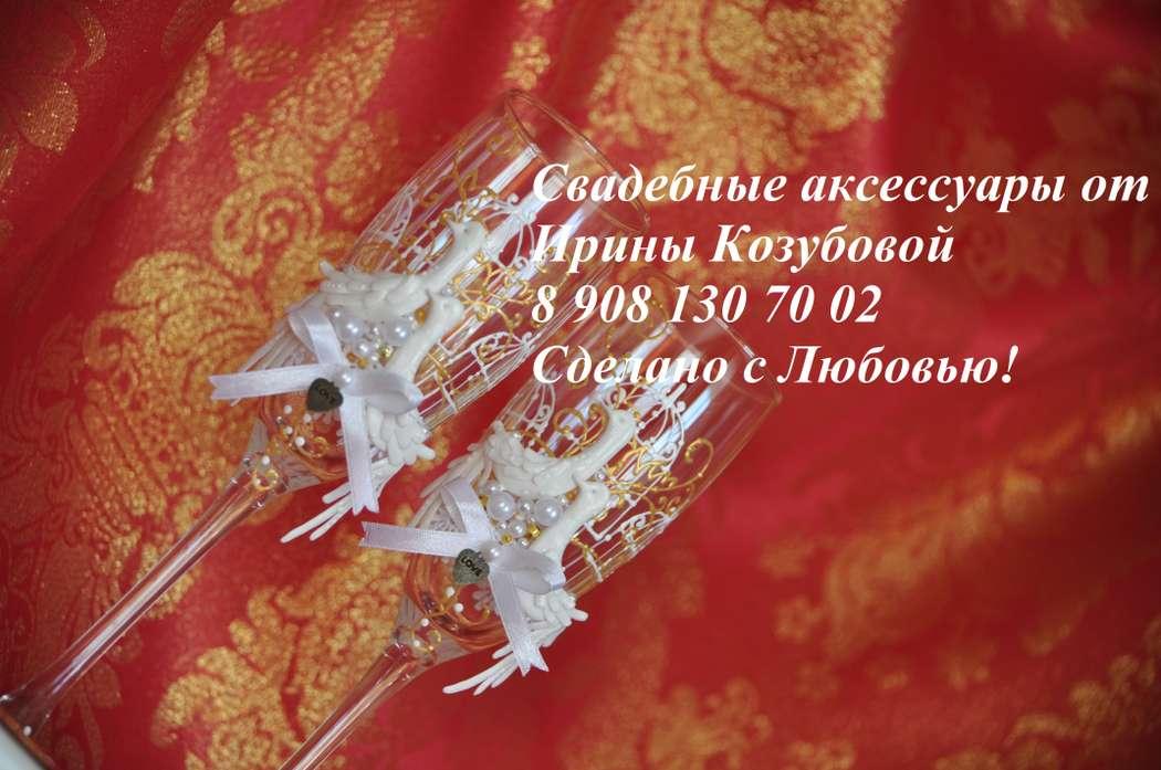 Фото 7378784 в коллекции Портфолио - Свадебные аксессуары от Ирины Козубовой