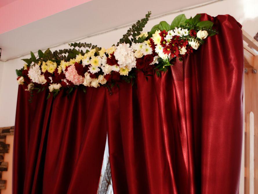 Фото 7402624 в коллекции Свадьба в цвете Марсала - Оформление свадеб Flor de Liz