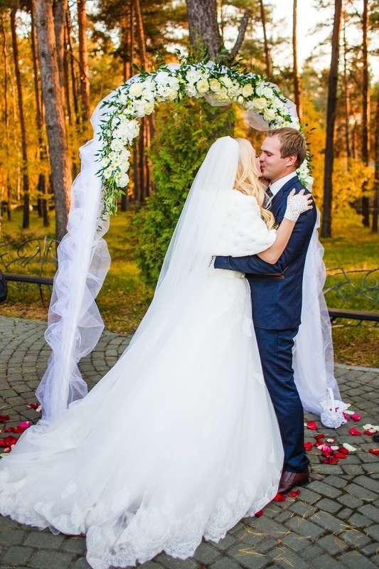 Фото 7402640 в коллекции Свадьба в цвете Марсала - Оформление свадеб Flor de Liz