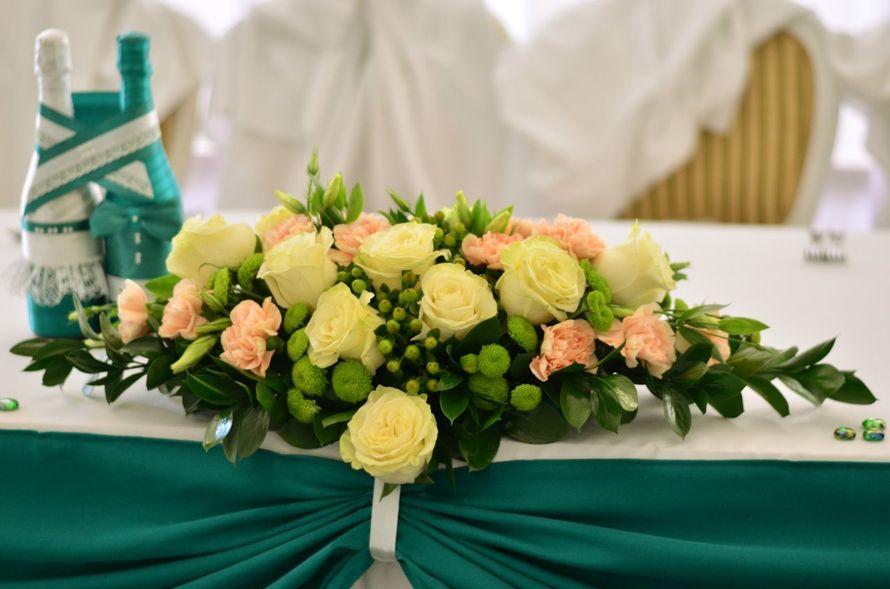 Фото 7402792 в коллекции Портфолио - Оформление свадеб Flor de Liz