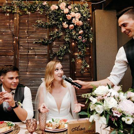Проведение свадьбы + диджей + аппаратура
