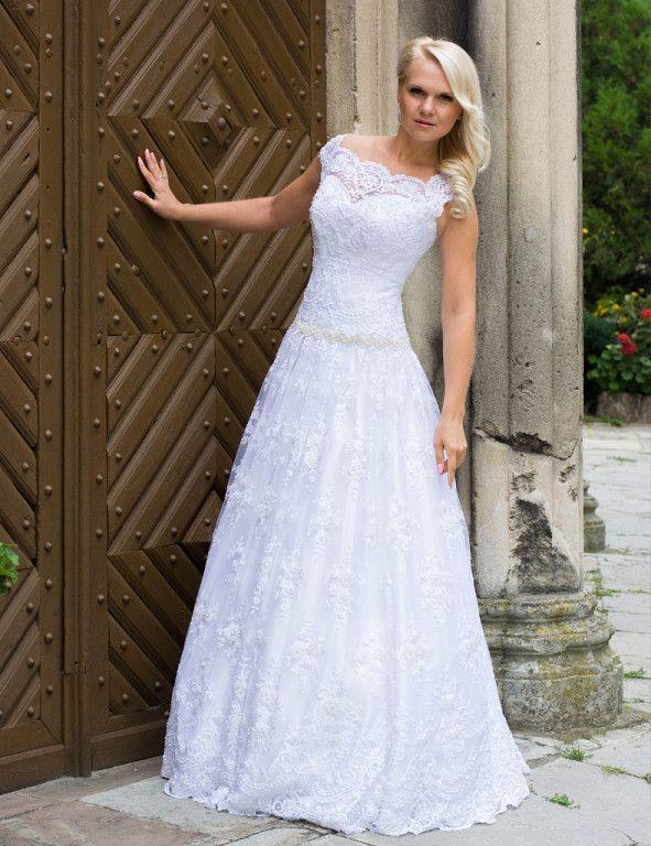 Свадебное платье  модель 04
