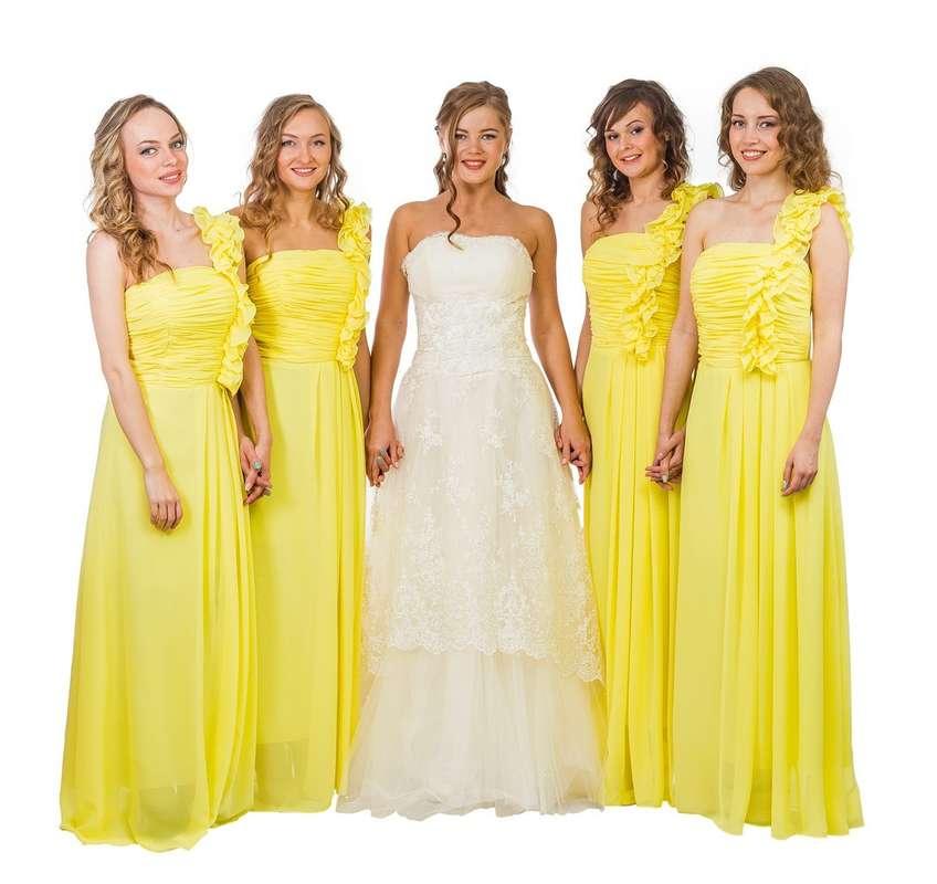 """Вечерние платья из коллекции """"Платья для подружек невесты"""" - фото 7416120 Салон проката платьев Garderob"""