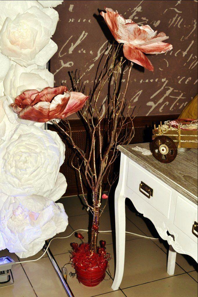 """Фото 8179678 в коллекции Свадьба Елены и Кирилла, 12.12.2015г. - Салон флористики и декора """"Розовый букет"""""""