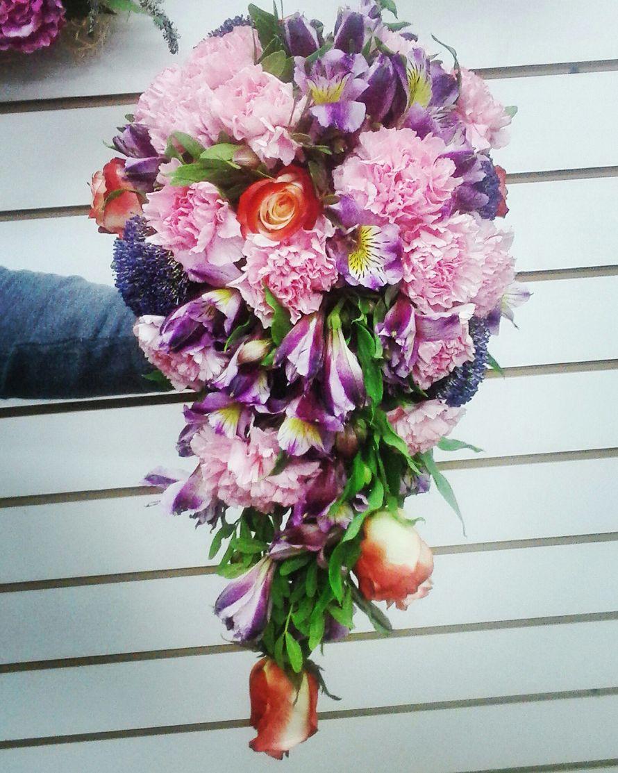 """Фото 8179748 в коллекции Свадебная флористика - Салон флористики и декора """"Розовый букет"""""""
