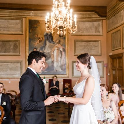 Официальная регистрация брака в Италии